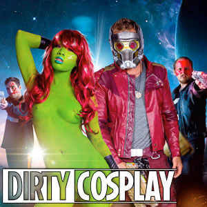 Download this video from Dirty Cosplay