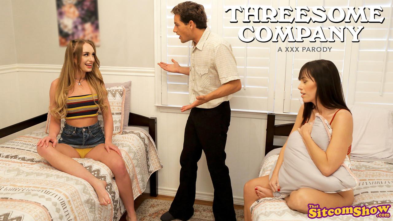 Threesome Company Lets Play Pretend – S3:E10 – That Sitcom Show