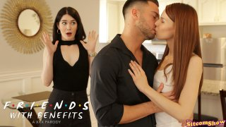 Friends With Benefits The One With Monica And Rachel - S4:E1 - That Sitcom Show