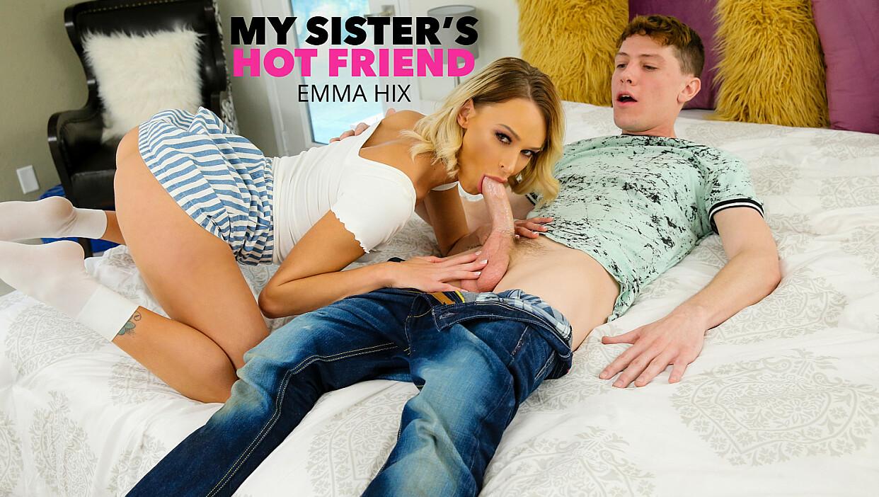 Emma Hix has revenge sex  - My Sister's Hot Friend
