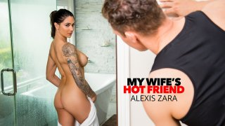Alexis Zara fucks her trainer and best friend's husband - My Wife's Hot Friend