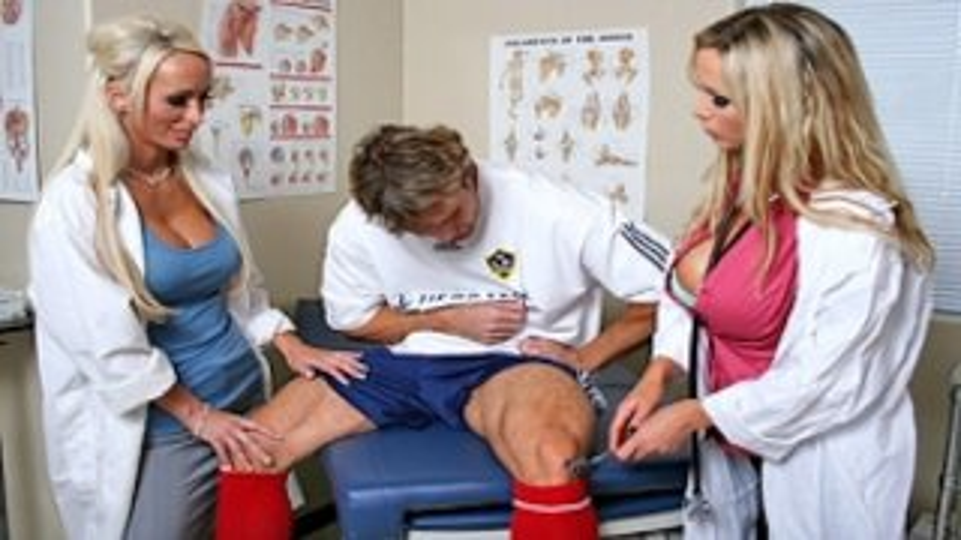 Soccer Fan Doctors - Doctor Adventures
