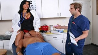 Pussy to Mouth Resuscitation - Doctor Adventures
