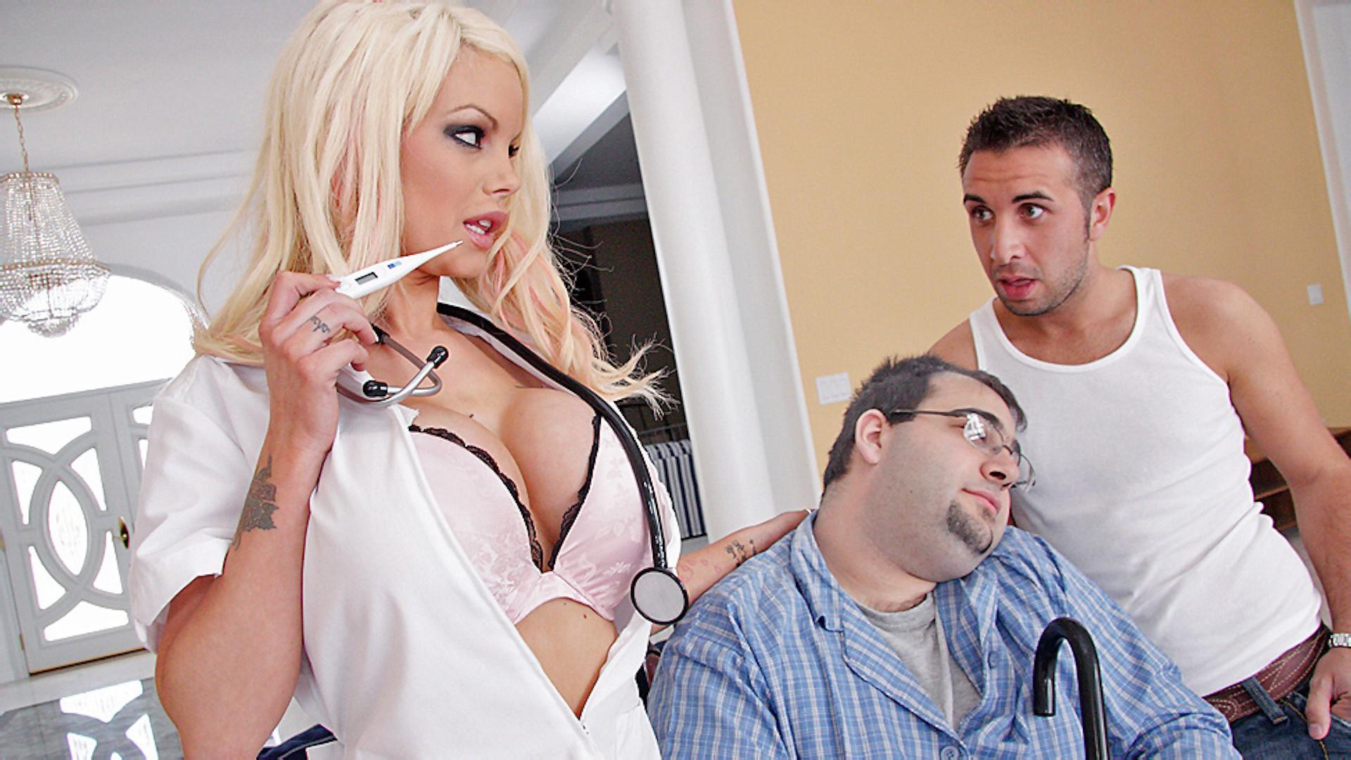 Nursing Him Back To Health - Doctor Adventures