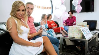 Busted At The Babyshower - Real Wife Stories