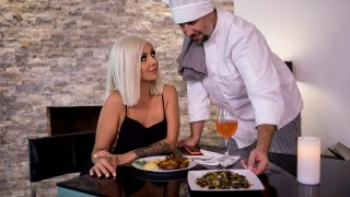 Pussy For The Private Chef - Real Wife Stories