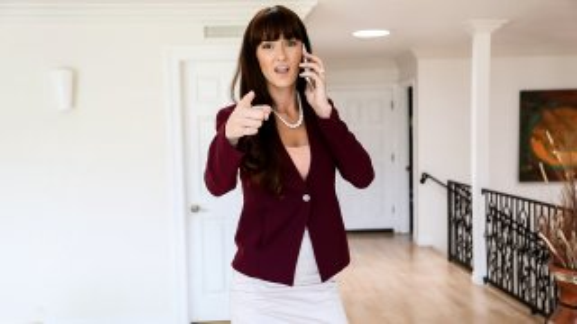 Calling My Fiance - Property Sex