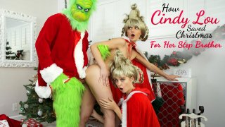 How Cindy Lou Saved Christmas For Her Step Brother - S3:E6 - Nubiles Entertainment
