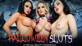 Brooke Beretta, Kenzie Taylor and Whitney Wright Fuck In VR - American Daydreams