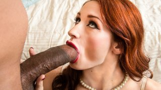 Violet Monroe fucking in the bedroom with her innie pussy - Neighbor Affair