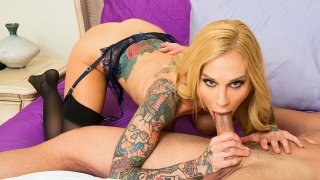 Sarah Jessie fucking in the bed with her hazel eyes - Neighbor Affair