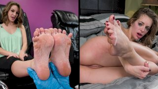 Pedicure Her - Look At Her Now