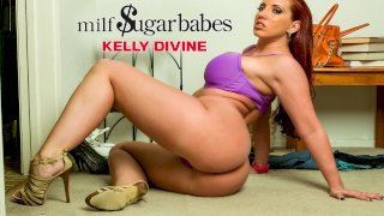Kelly Divine gets her big ass fucked - Milf Sugar Babes