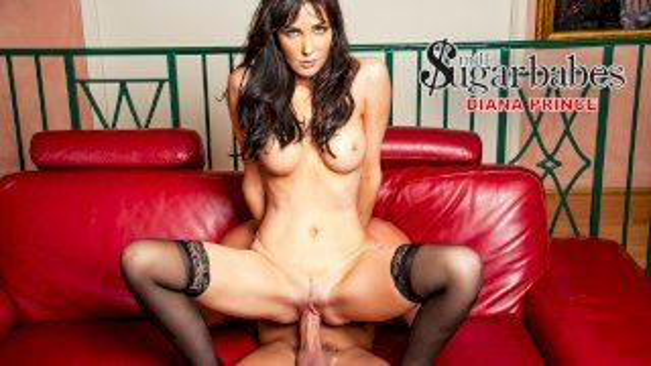 Diana needs some Sugar from her SugarDaddy - Milf Sugar Babes