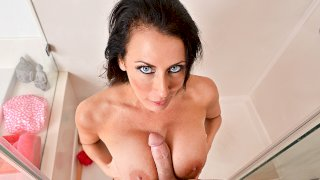 Reagan Foxx fucking in the bedroom with her tattoos vr porn - My Friend's Hot Mom