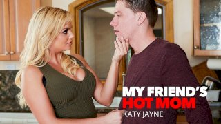 Euro MILF babe Katy Jayne gets fucked by her son's friend - My Friend's Hot Mom