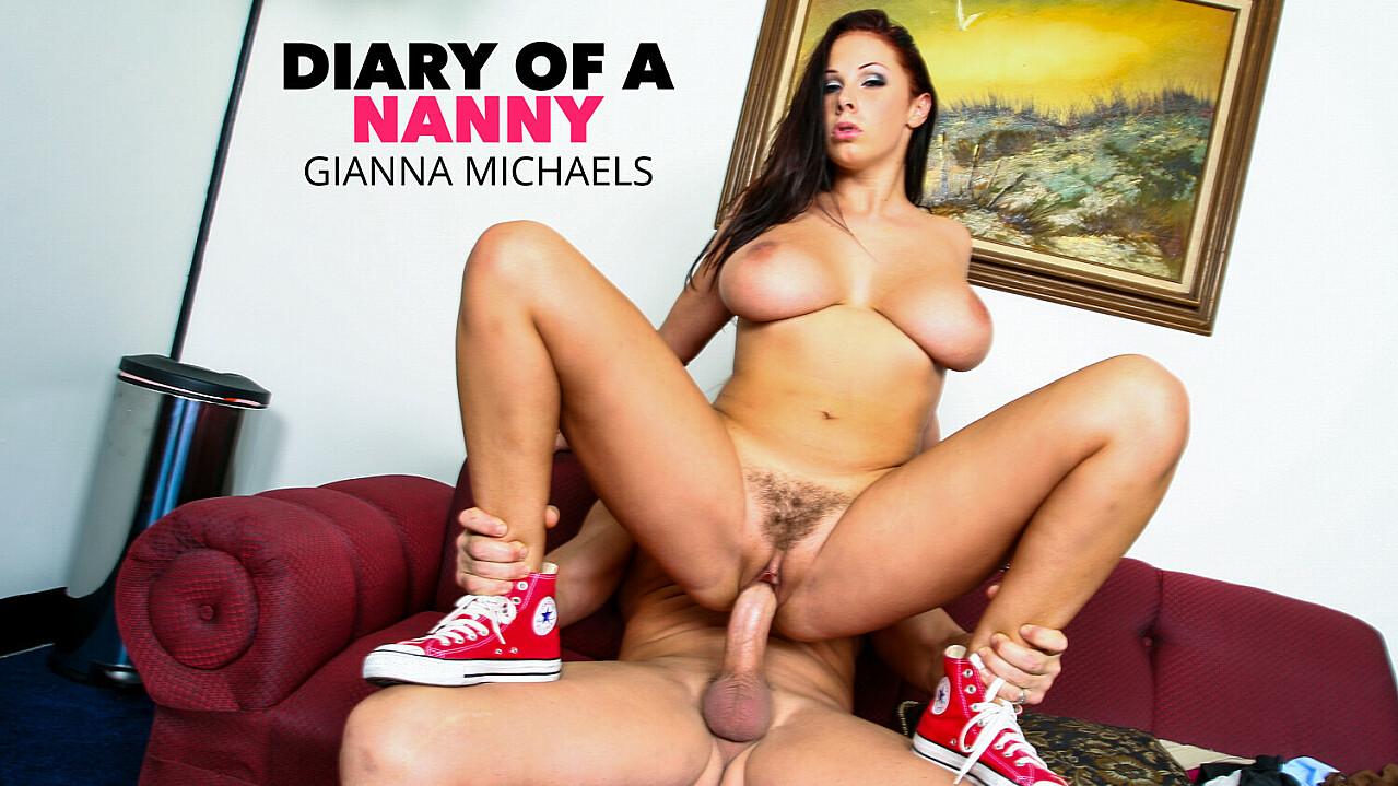 Sexy nanny Gianna Michaels has wild sex - Diary of a Nanny
